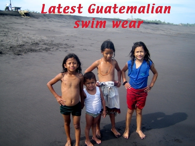 GUATEMALA * * * * * * * * Dick Rutgers *: Journal July 1-